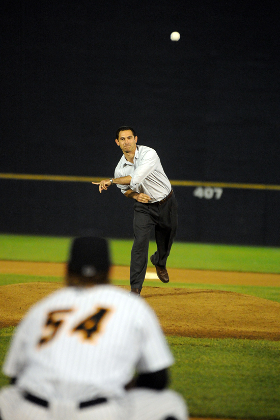 Al Santasiere - First Pitch - Trenton.jpg