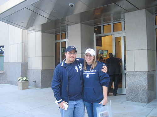 Yankees Universe Ticket Winner - ALDS Game 1.JPG