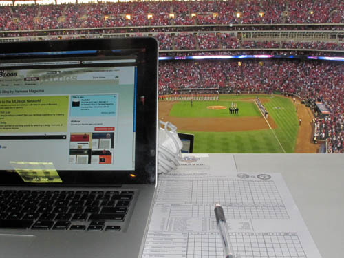 Ballpark at Arlington - Press Box.jpg