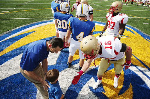 College Football:   Misericordia vs King's