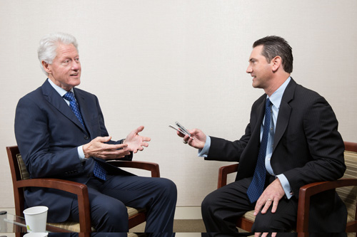 BILL CLINTON - 2014