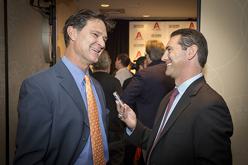 DON MATTINGLY - NEW YORK - 2014