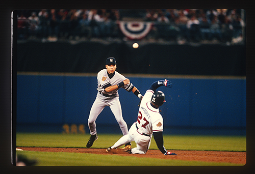 1996 World Series - New York Yankees v. Atlanta Braves